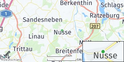 Google Map of Nusse