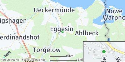 Google Map of Eggesin