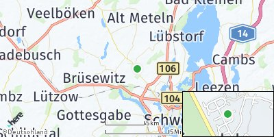 Google Map of Pingelshagen