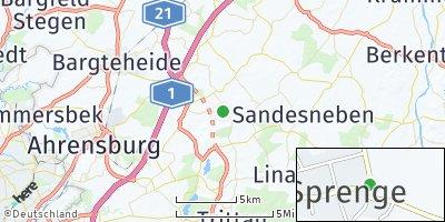 Google Map of Steinburg