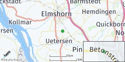 Google Map of Heidgraben