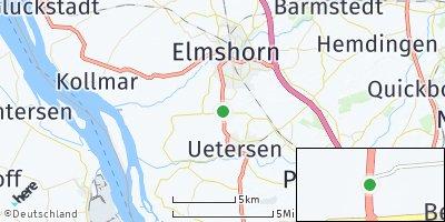 Google Map of Klein Nordende