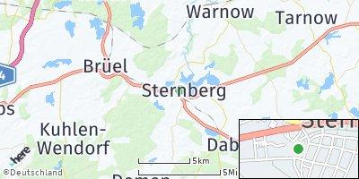 Google Map of Sternberg
