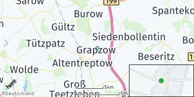 Google Map of Grapzow