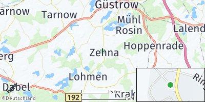 Google Map of Zehna
