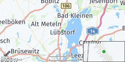 Google Map of Lübstorf