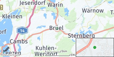 Google Map of Brüel