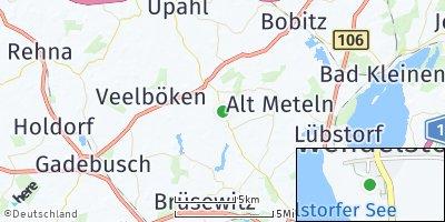 Google Map of Dalberg-Wendelstorf