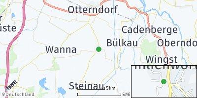 Google Map of Ihlienworth