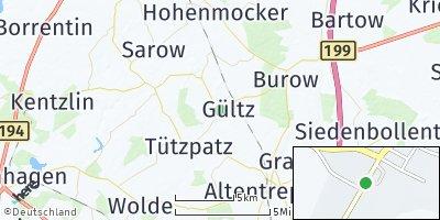 Google Map of Gültz