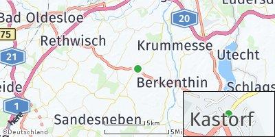 Google Map of Kastorf