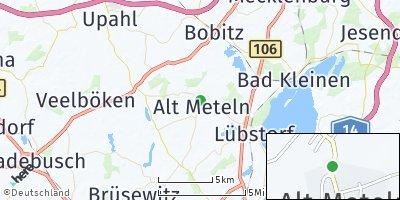Google Map of Alt Meteln
