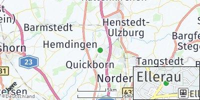 Google Map of Ellerau