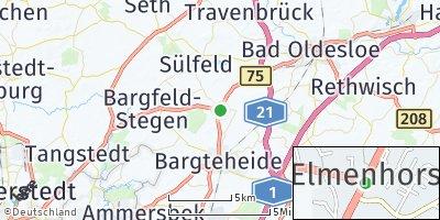 Google Map of Elmenhorst