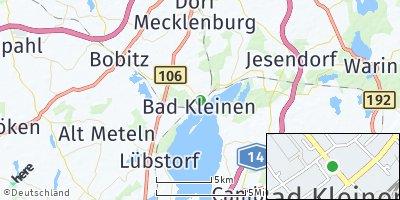 Google Map of Bad Kleinen