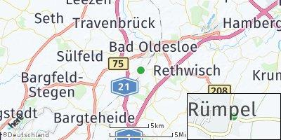 Google Map of Rümpel