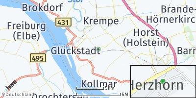 Google Map of Herzhorn