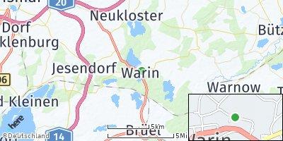 Google Map of Warin