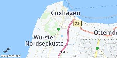 Google Map of Altenwalde