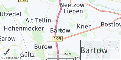 Google Map of Bartow