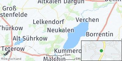 Google Map of Neukalen