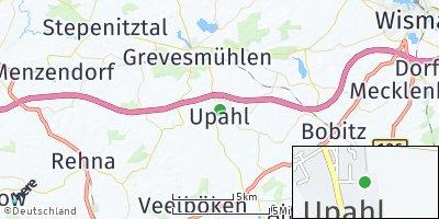 Google Map of Upahl