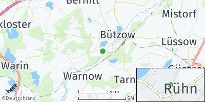 Google Map of Rühn