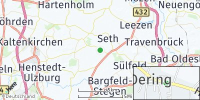 Google Map of Oering