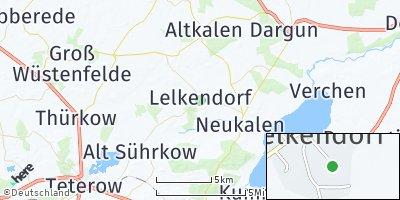 Google Map of Lelkendorf