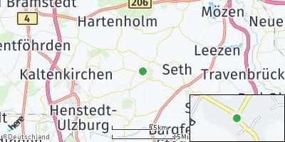 Google Map of Sievershütten