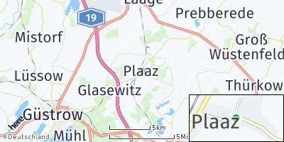 Google Map of Plaaz