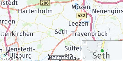 Google Map of Seth