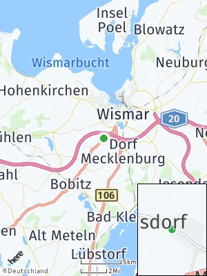 Here Map of Metelsdorf