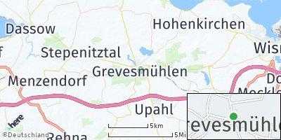 Google Map of Grevesmühlen