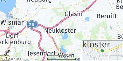 Google Map of Neukloster
