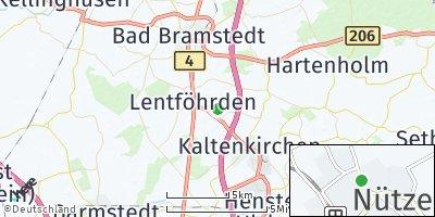 Google Map of Nützen