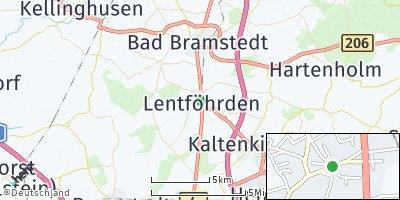 Google Map of Lentföhrden