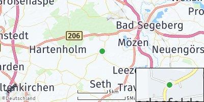 Google Map of Todesfelde