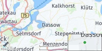 Google Map of Dassow