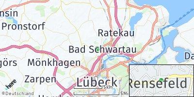Google Map of Bad Schwartau