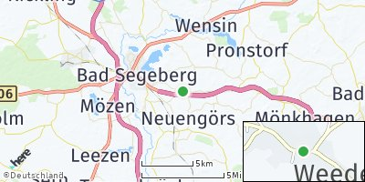 Google Map of Weede