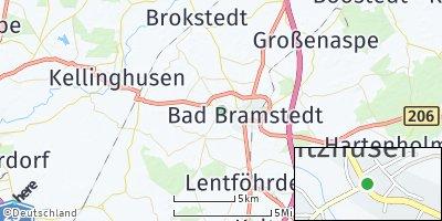 Google Map of Hitzhusen