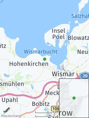Here Map of Zierow