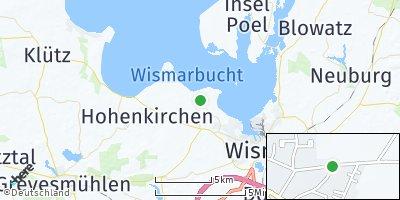 Google Map of Zierow