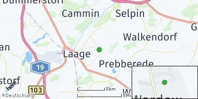 Google Map of Wardow