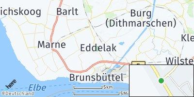 Google Map of Eddelak