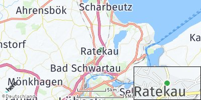 Google Map of Ratekau