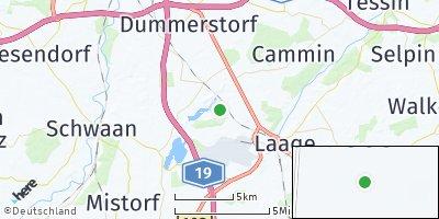 Google Map of Dolgen am See