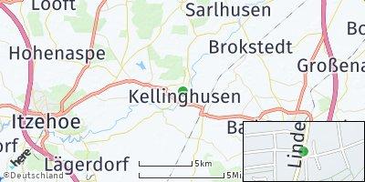 Google Map of Kellinghusen