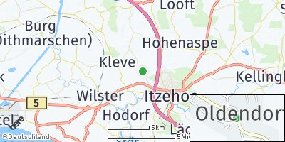 Google Map of Oldendorf